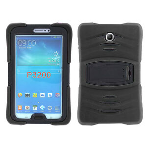 Hybrid Heavy Duty Armor Case Skin Cover For Samsung Galaxy Tab 3 7 P3200 T210