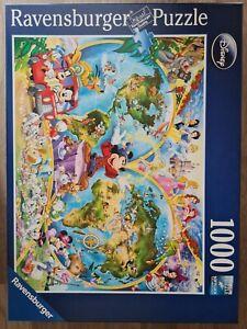 Ravensburger 1000 piece jigsaw puzzle Disney 157853