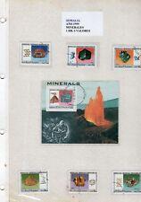SELLOS SOMALIA  1999 MINERALES