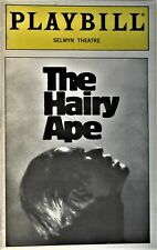 "1997 WOOSTER GROUP AT SELWYN THEATRE NYC PROGRAMME ""THE HAIRY APE"" WILLEM DAFOE+"
