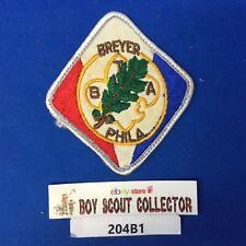 Boy Scout Camp Patch Bryer Training Area Phila. BTA