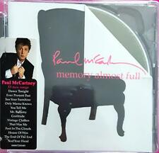 Paul McCartney  Memory Almost Full Cd Sigillato Sealed