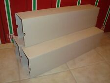 Lgb Amtrak Amfleet Original Outer Cardboard Sleeves Window Box Protectors 3 Pcs!