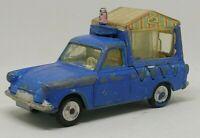 Vintage Corgi 474 Walls Ice Cream Van On Ford Thames 1965 - 1968