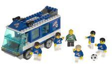 LEGO - 3406 Lego Soccer Team Transport Bus