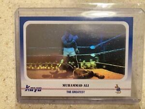 MUHAMMAD ALI 📈1991 KAYO Boxing #235 HOLOGRAM Card