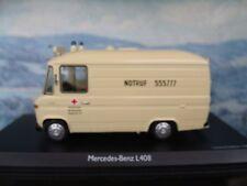 1:43  Schuco (Germany) Mercedes-Benz L 408 Ambulance
