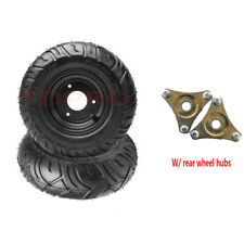 13x5.00-6 Rear Tires on Rims Wheels for 13x5-6 for ATV Go Kart Scooter Cart Quad