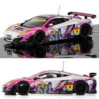 SCALEXTRIC Slot Car C3849 McLaren 12C GT3, Pacific Racing (Anime)