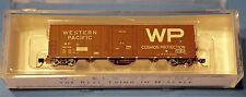 Wheels of Time Western Pacific 50' PC&F plug door XLI Boxcar 61022 NEW