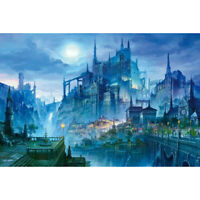 1000 Piece Jigsaw Ancient Castle Puzzles Personalized Learning Holiday Education