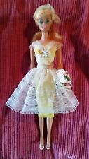 Vintage Barbie Orange Blossom outfit, #987-doll not included