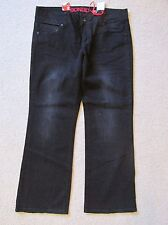 """New with Tags Women's/Junior Bongo Black Jeans (Pants) """"Flirty Bootcut"""" Size 17"""