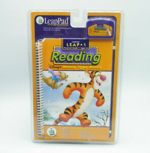 LeapFrog Leap 1 Bounce, Tigger, Bounce Brand New Free Shipping
