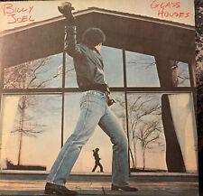 1980 Original Billy Joel Glass Houses Vinly Great Shape Original Sleeve.