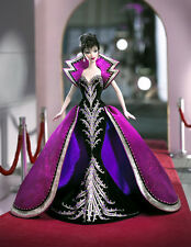 BRUNETTE BRILLIANCE BARBIE DOLL, BOB MACKIE RED CARPET COLLECTION, NRFB