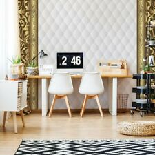 Tapete Fototapete Vlies Luxus Gold Und Weiß Ornamental Design