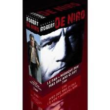 Coffret neuf ROBERT DE NIRO : LE FAN, MIDNIGHT RUN, MAD DOG AND GLORY  3 DVD.