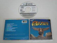 SAXON/BEST OF SAXON(EMI CDP 7 96065 2+CDEMS 1390) CD ÁLBUM