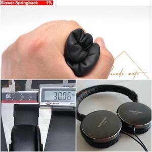 Thick Soft Memory Foam Ear Pads Cushion For Audio-Technica ATH-ES700 Headphone
