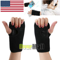 2 FDA APPROVED Medical Wrist Hand Brace Carpal Tunnel Support Splint Band USA