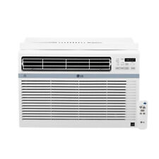 Lg - 8,000 Btu - Window Air Conditioner - Cooling Only - 115V