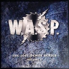 "W.A.S.P. Lost Demos Series Vol.1 10""EP  MAIDEN,PRIEST,SABBATH,OZZY,SAXON,HALFORD"