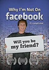 Why I'm Not On Facebook (2016, DVD)