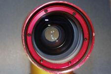 "35mm ISCO Ultra Star HD Plus MC F2.1 near WIDE HD Projection Cine-35 1.38"" Lens"