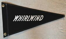 Whirlwind Vintage Style Reproduction Boat Flag Pennant Retro Nautical
