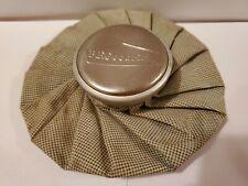 Vintage Advertising B.F. GOODRICH TIRES Cloth Print Ice Cap Pack w/ Metal Cap