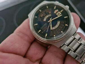 Armbanduhr  Chronograph ORIENT Automatic   new multi - year calendar