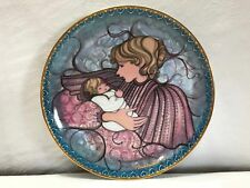 P. Buckley Moss Anna Perenna *Tender Hands* Decorative Collective Plate