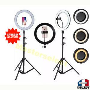 Lampada Anello Rotondo Illuminazione Su Treppiedi Foto Video Telefono Tiktok Dcu