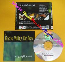 CD CACHE VALLEY DRIFTERS Mightyfine.net 1999 Germany TAXIM no lp mc dvd (CS62)