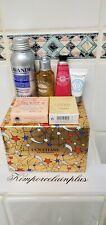 L'Occitane 6 Pieces Travel Size Mix Match  Lumiere Parfume / Almond Oil NEW