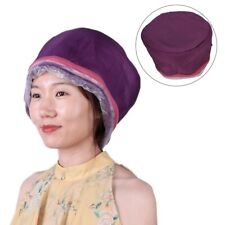 Hair Steamer Cap Hair Thermal Treatment Nourishing Hat Hair Care SPA Cap MR