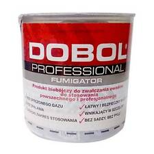 Dobol Professional Fumigator for Bed Bugs cockroaches flies etc 10g