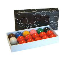 Boules de billard, billes billard DPT Snooker 50,8m
