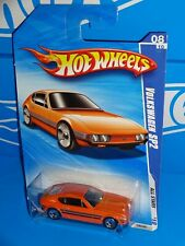 Hot Wheels 2010 All Stars Series #126 Volkswagen SP2 Orange w/ 5SPs