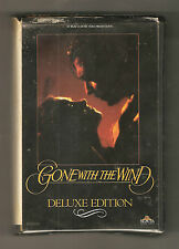 GONE WITH THE WIND 1939 (MGM/UA Home Video) Clark Gable! Deluxe 2 vhs set ☆BOTW☆