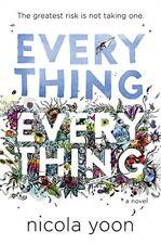 Everything, Everything,Nicola Yoon