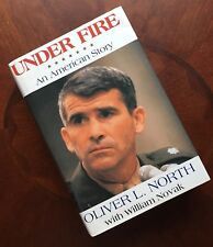 Under Fire: An American Story by Oliver L. North      *Signed*