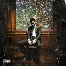 Man on the Moon, Vol. 2: The Legend of Mr. Rager [PA] by Kid Cudi (CD, Nov-2010, GOOD)