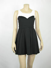 T by Bettina Liano Ladies Sleeveless Dress sizes 6 12 Colour Black White