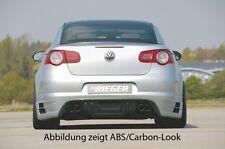 Rieger Heckansatz Schürze Heckschürzenansatz für VW EOS / NEU / RIEGER-Tuning