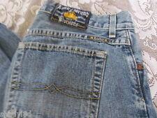 LUCKY BRAND Straight Leg Capri Denim Jean Size 8 EUC