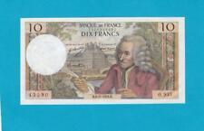 Billet 10 francs Voltaire - 08-11-1973