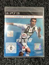 PS3 FIFA 19 Legacy Edition NEU/OVP vom Fachhändler!!