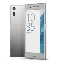 Teléfonos móviles libres Sony oro con 32 GB de almacenaje